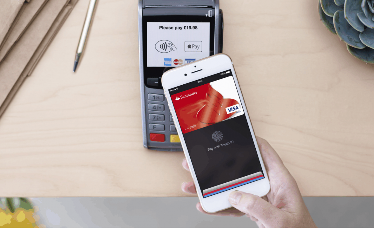 Apple Pay v CR na kryteo cz